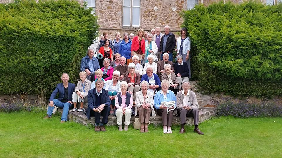 The Society's excursion this year was to Lennoxlove House in East Lothian. As ever it was superbly organised by Fran and Sheena.