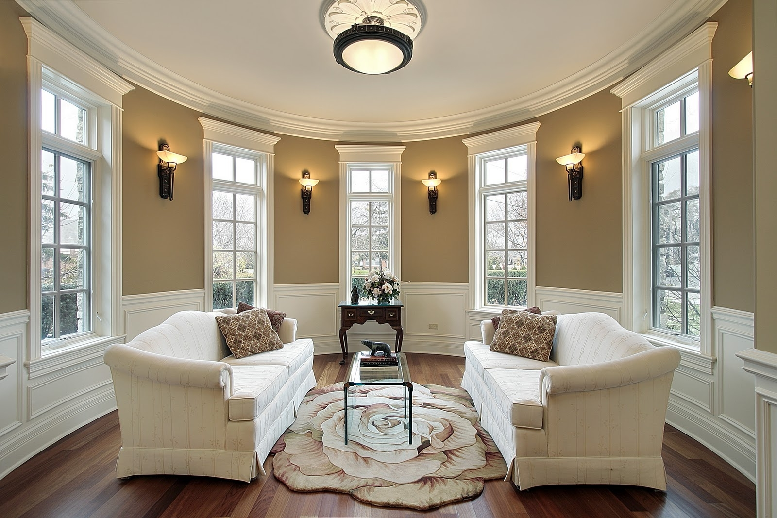 Living room lighting - 28 ways to light up your room ... on Living Room Wall Sconce Ideas For Dining Area id=71961