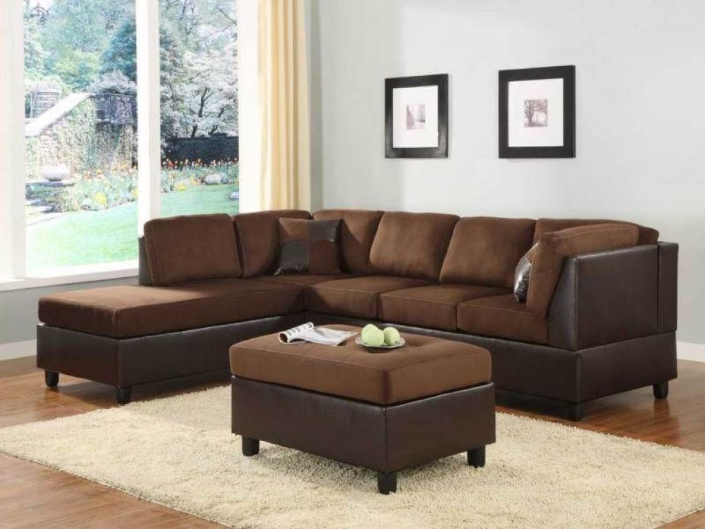 Image Result For Best Color To Paint A Living Room With Brown Sofa