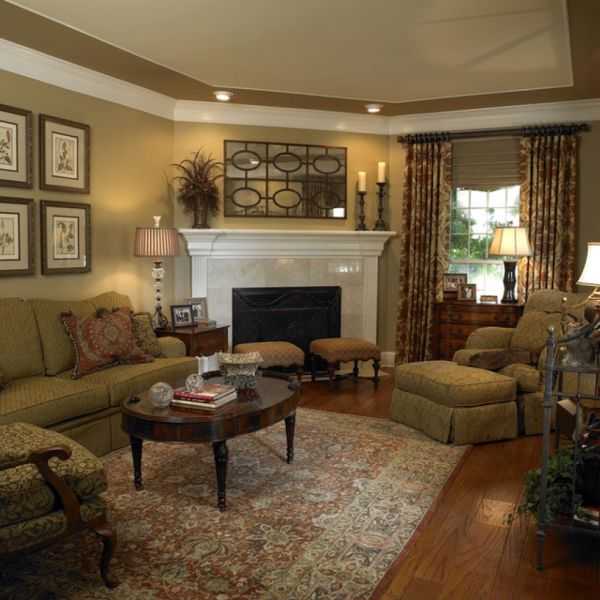 Make Your Home Feel Like Home TOP 25 Traditional living
