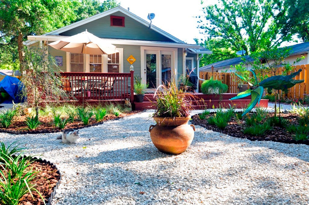Garden design ideas without grass | Hawk Haven on Backyard Landscaping Ideas No Grass  id=84910