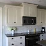 White Kitchen Cabinets With Dark Backsplash 42 Design Secrets Download