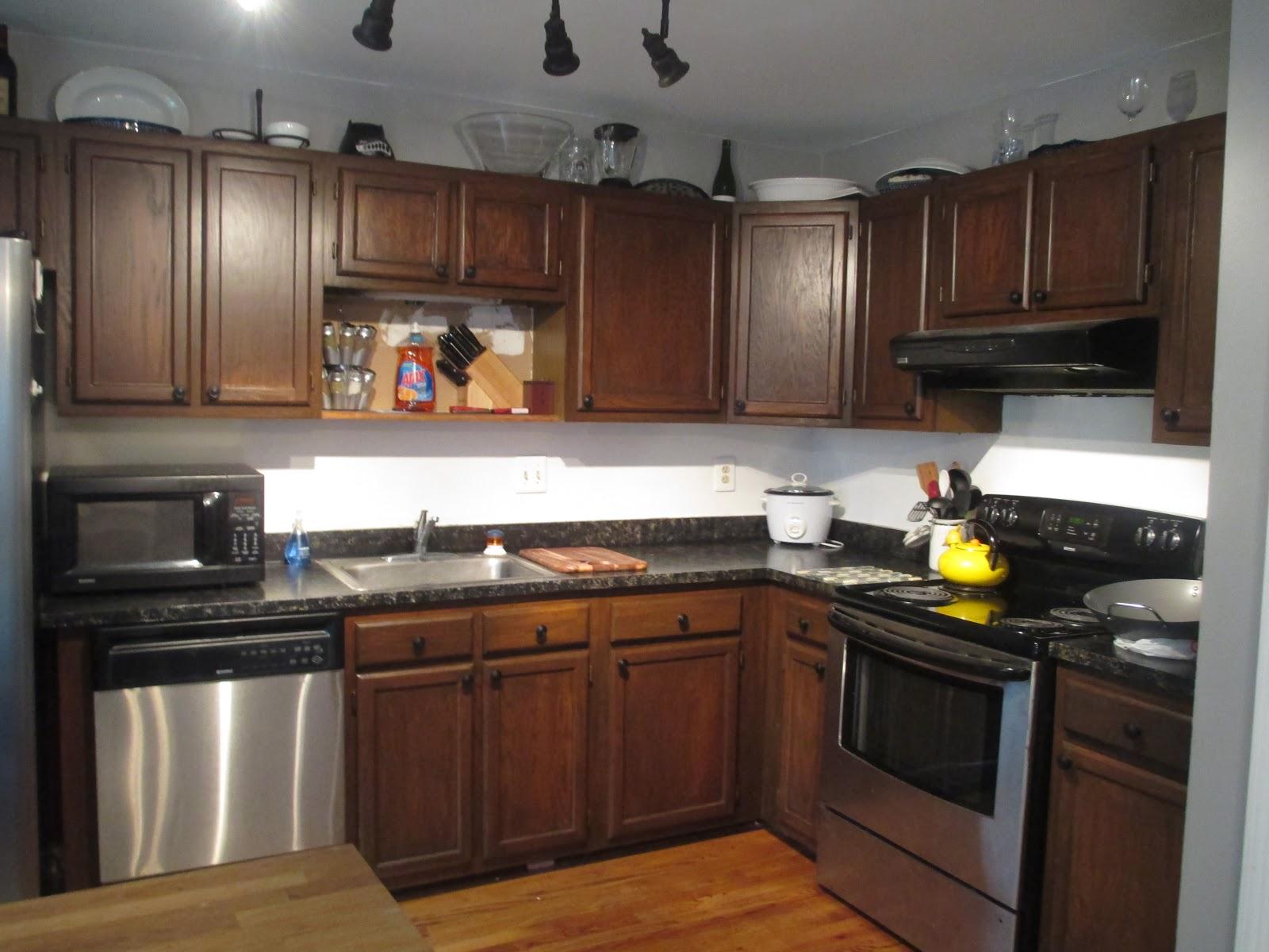 Restaining Kitchen Cabinets With Gel Stain Besto Blog