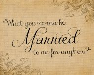 Married v1.0