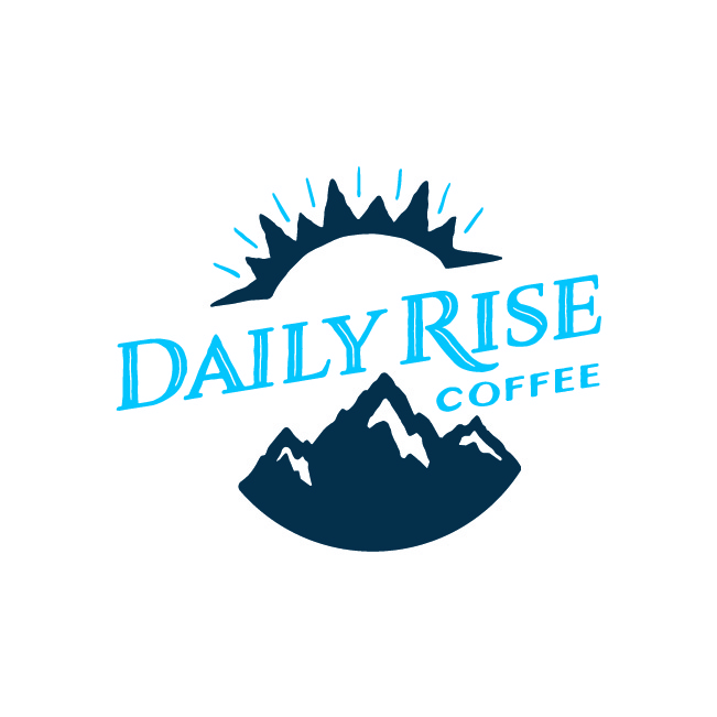 Daily Rise Logo Primary