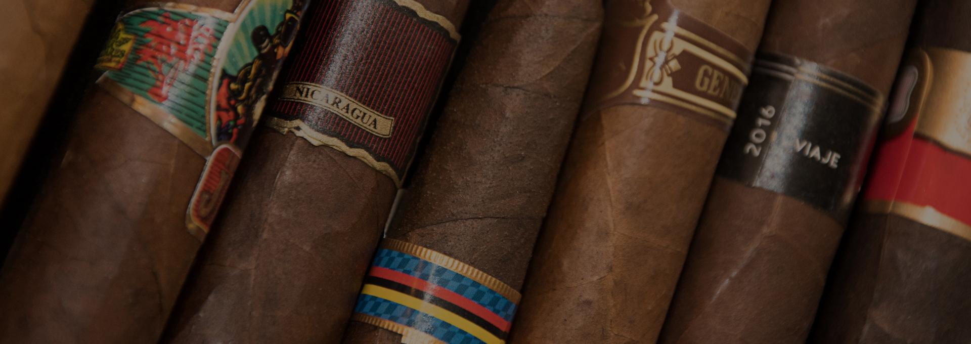 Cigar Man –Client Work