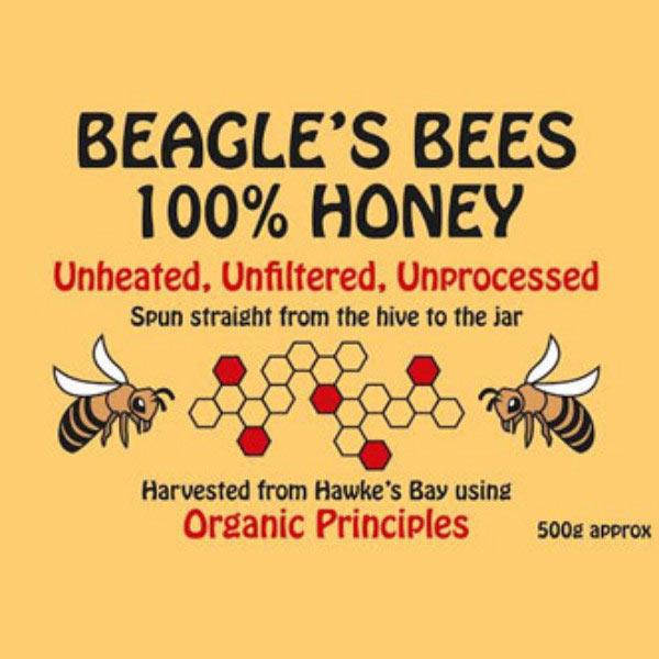 Beagle's Bees