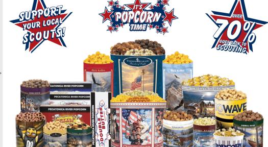 Popcorn Hawkeye Area Council Boy Scouts Of America