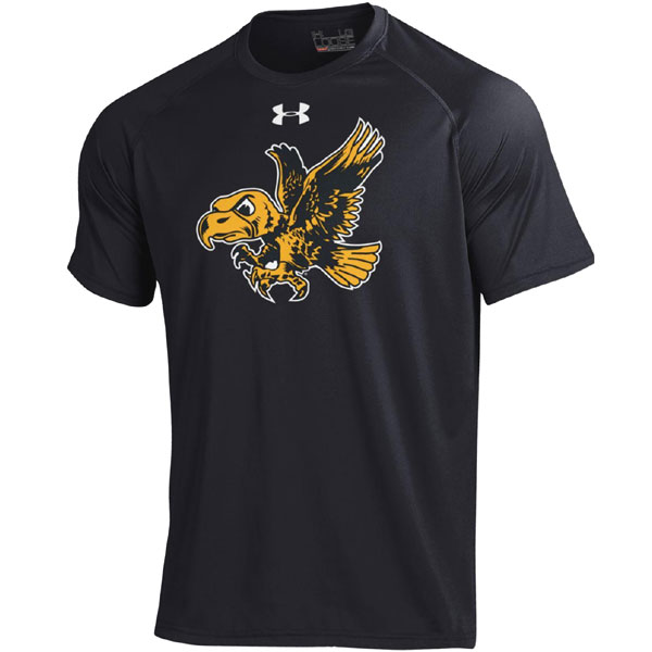 Iowa Hawkeyes Flying Herky Shirt