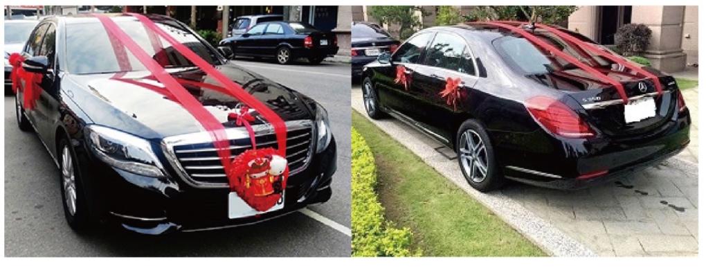 結婚禮車出租-新娘禮車BENS-350