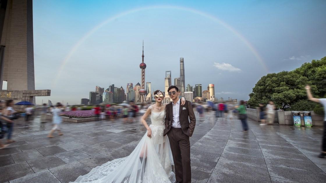 上海婚纱摄影-台湾婚纱摄影师-婚摄浩克