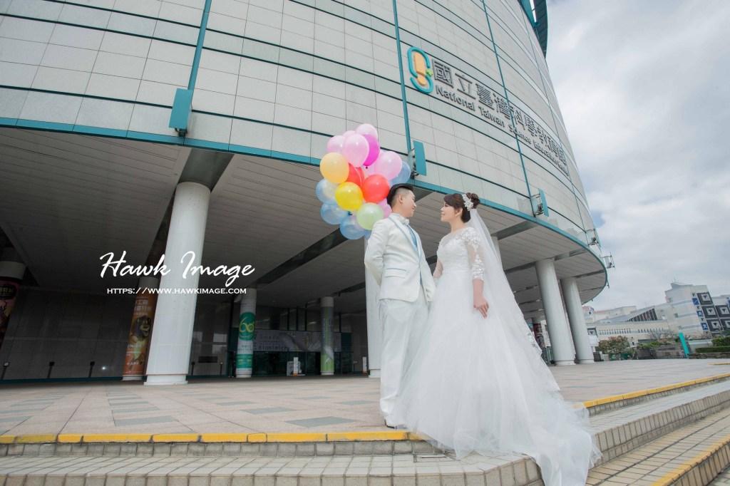 ,臺北拍婚紗 童趣與復古風婚紗景點推薦
