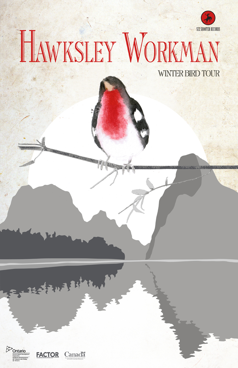 Winter Bird Tour