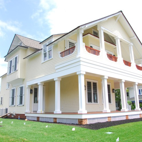 Two Story House Exterior Architecture