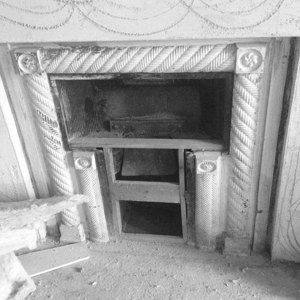 Found-a-fireplace