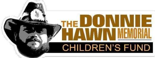 The Donnie Hawn Memorial Children's Fund Logo