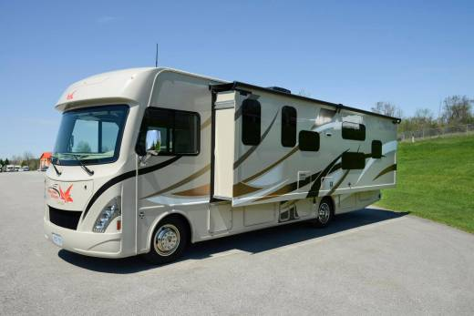 Motorhome Escapes Canada