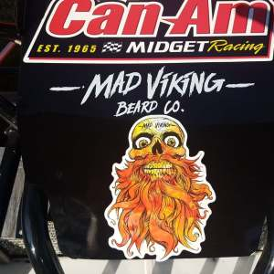 Mad Viking Beard Co. & Hawn Motorsports