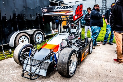 Dan Hawn Can-Am Midget Series 2019