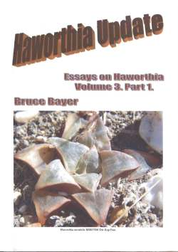 Haworthia Updates vol. 3