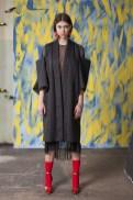 Kimono żakardowe