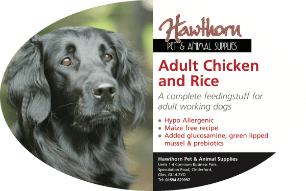 own label super premium hawthorn pet food supplies animal feed local cinderford dog Super Premium Dog Food With Chicken And Rice