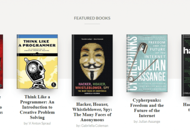 FSEC – A Website Dedicated to Hacking Books