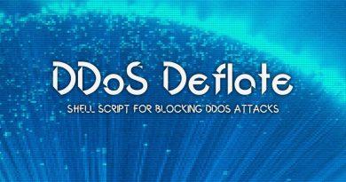 DDoS Deflate – Shell Script For Blocking DDoS Attacks