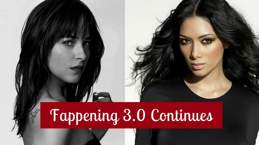 Fappening 3.0 continues - Private Photos of Nicole Scherzinger, Dakota Johnson and Addison Timlin