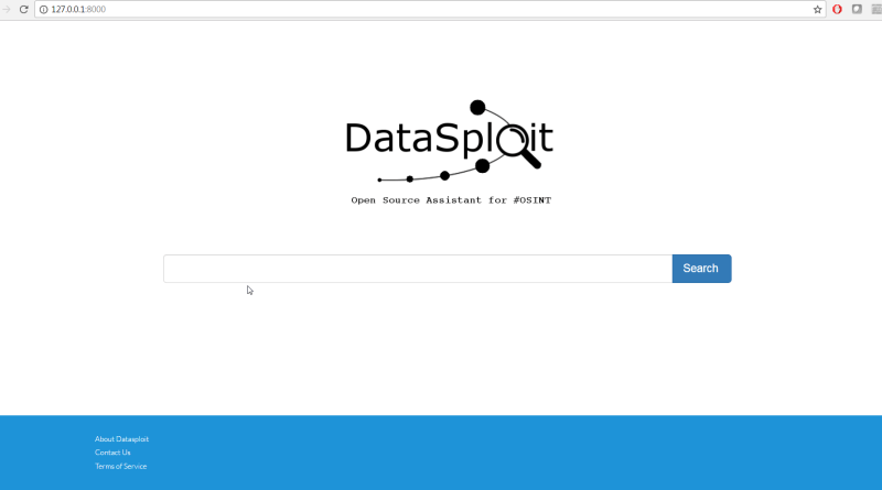 Datasploit — Automated Open Source Intelligence (OSINT) Tool