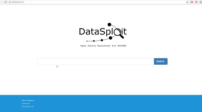 Datasploit—Automated Open Source Intelligence (OSINT) Tool