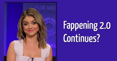 "Fappening ""2.0"" Continues – More Celebrity Photos Hacked and Leaked Online"