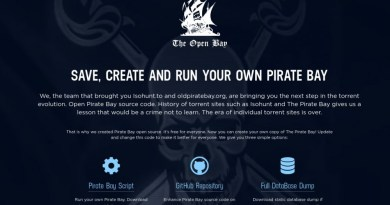 Create Your Own Pirate Bay