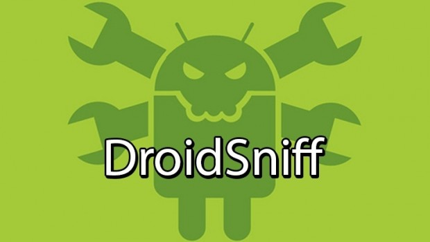 Droidsniff – android app for capturing users social credentials.