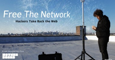 Free the Network – Hackers Take Back the Web (Documentary Film)