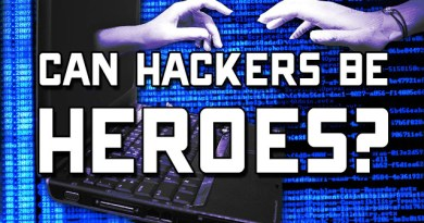Can Hackers Be Heroes?