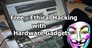 Free Course – Ethical Hacking with Hardware Gadgets