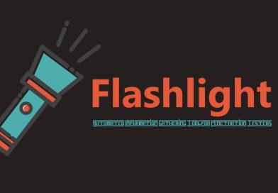 Flashlight – Automated Information Gathering Tool for Penetration Testers