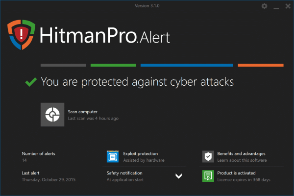 HitmanPro.Alert 3.7.3 Build 729 Serial Key Full Version [Patch]