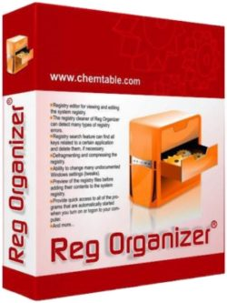 Reg Organizer 8.10 Serial Key Full Version [Portable]