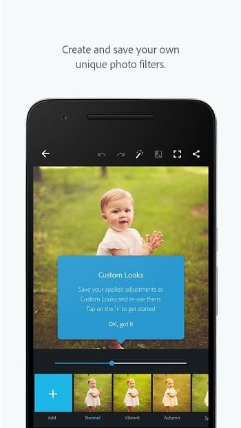 Adobe Photoshop Express Premium V4.3.488 Unlocked APK