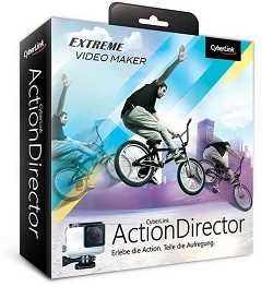 CyberLink ActionDirector Ultra 3.0.2219.0 Patch Full Version