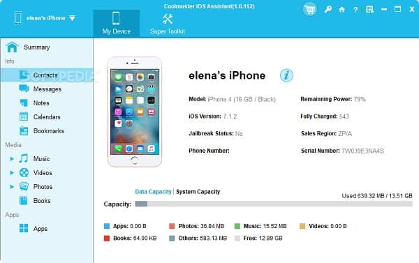 Coolmuster iOS Assistant 2.0.143 Crack Full Version