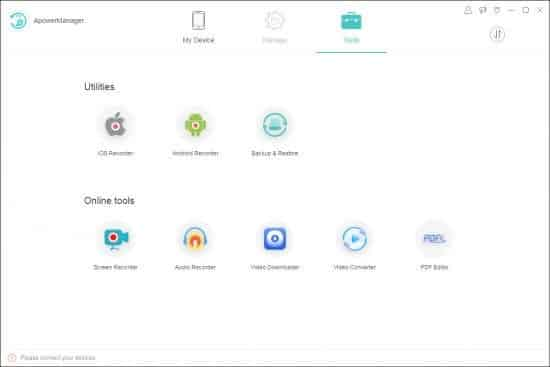 Apowersoft ApowerManager 3.1.6 Crack Full Version