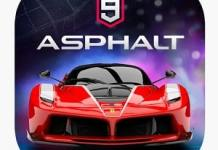 Asphalt 9: Legends V0.4.6с Patched APK + Obb [Android Version]