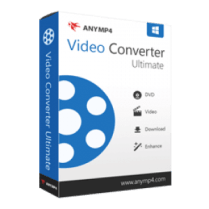 AnyMP4 Video Converter Ultimate Cover