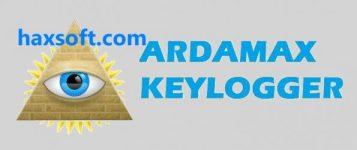 Ardamax Keylogger Crack 2021