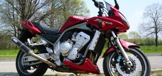 Yamaha FZS-1000 Fazer