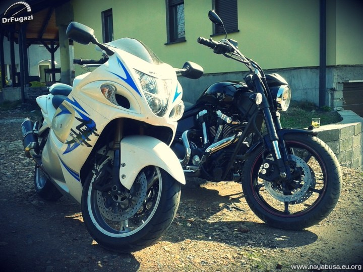 Hayabusa i Warrior