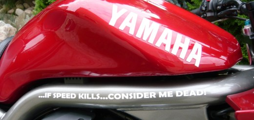If speed kills... consider me dead